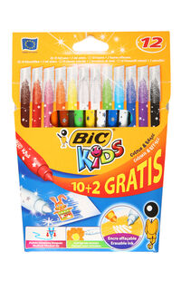 Kids Colorerase Bic 12'li