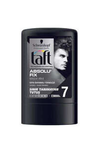 Taft Jöle Absolut Fıx Mega Black 300Ml