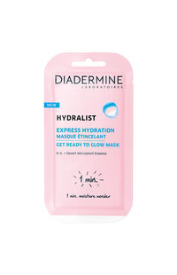Diadermine Hydralist Maske 8 Ml Express Hydration