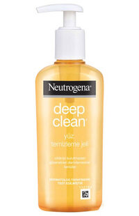 Neutrogena Deep Clean Temzizleme Jeli 200Ml