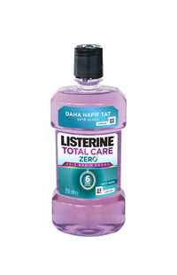Listerine Ağız Suyu Total Care Zero 250 Ml