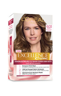 Excellence Saç Boyası 6.03 Radiant Lightest Brown