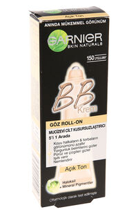 Garnier Skin Naturals Goz Roll On Bb Açık Ton