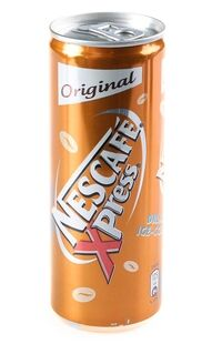 Nescafe Xpress 250Ml Sütlü