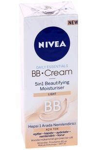 Nivea Visage Bb Krem Light 50Ml Tüp
