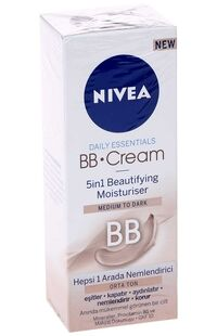 Nivea Visage Bb Krem Medium 50Ml Tüp