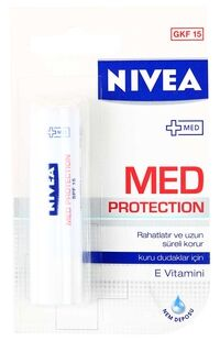 Nivea Lip Medicated Kuru Ve Çatlamış Dudaklar