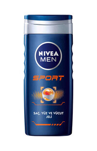 Nivea Men Duş Jeli Sport 250 ml