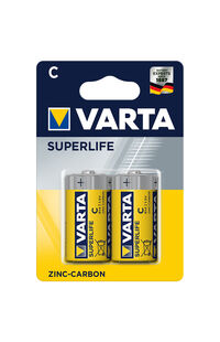 Varta Pil Superlife C 2 li