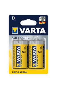 Varta Pil Superlife D 2 li