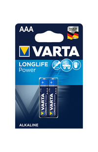 Varta Pil LongLife Power 2'Li AAA