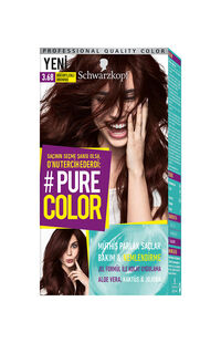 Pure Color Saç Boyası Böğürtlen Brown 3.68