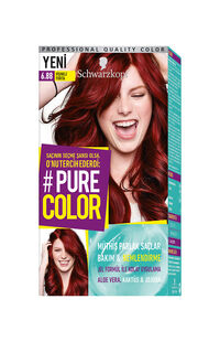 Pure Color Saç Boyası Vişneli Turta 6.88