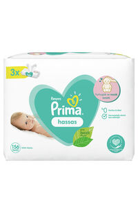 Prima Islak Havlu Pampers 3'Lü Sensitive