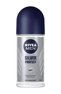 Nivea Roll-On Silver Protect 50 ml