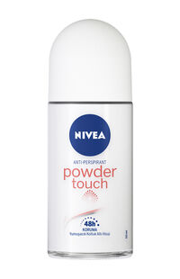 Nivea Roll-On Powder Touch 50Ml Bayan