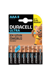 DURACELL Turbomax AAA Pil 8