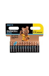 DURACELL Turbomax Pil AAA 8+4