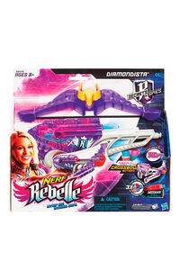 Nerf Rebelle Diamondista A8496