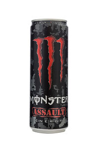Monster Assault Enerji İçeceği