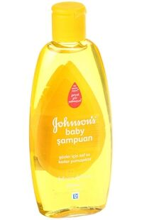 Johnson's Baby Şampuan 200Ml Normal