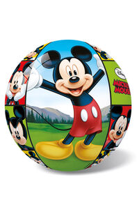 Plastik Top Mickey Mouse 23 Cm
