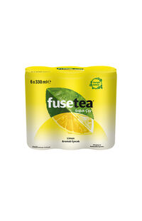 Fuse Tea 6X330Ml Lımon