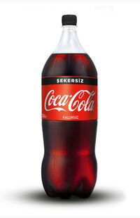 Coca Cola 2.5Lt Zero Pet