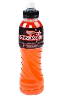 Powerade 500Ml Sporcu İçeceği Sun Rush Pet