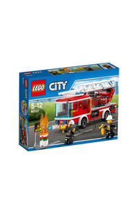 Lego City Fire Lad Truck LSC60107