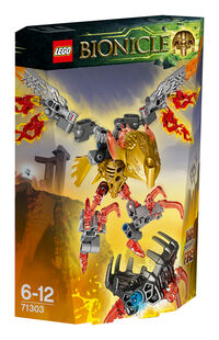 Lego Bionicle Of Fire 71303