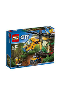 Lego City J Cargo Helicopter LSC60158