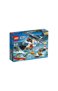 Lego City Rescue Helicopter LSC60166