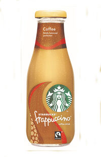 Starbucks 250 Ml Frappucino Coffee