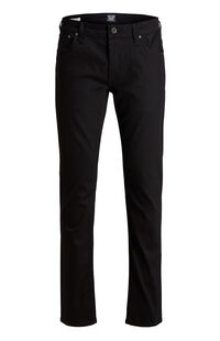 Jack Jones Erkek Kot Pantolon 12127460 BLACK DENIM