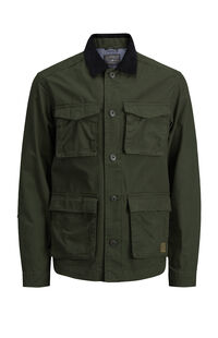Jack & Jones Erkek Ceket 12133346 FOREST NIGHT