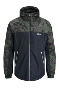 Jack & Jones Erkek Ceket 12131623 FOREST NIGHT