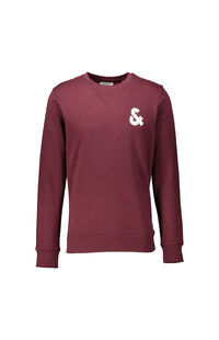Jack Jones Erkek Sweatshirt 12155398 PORT ROYALE