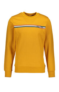 Jack Jones Erkek Sweatshirt 12158106 Sunflower