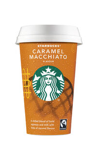 Starbucks 220 Ml Frappucino Caramel Bar
