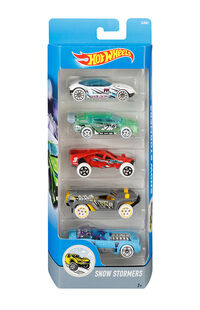 Hot Wheels Beşli Araba Seti 1806