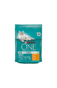 Purina One Adult Kedi Maması Tavuklu 200 Gr