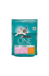 Purina One Junior Kedi Maması Tavuklu 200 Gr