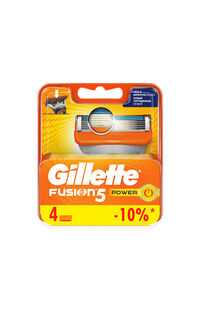 Gillette Fusion Power 4'Lü Bıçak