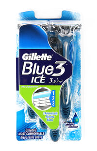 Gillette Blue Iıı 6'Lı Ice