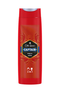 Old Spice Duş Jeli Captain 400 ml