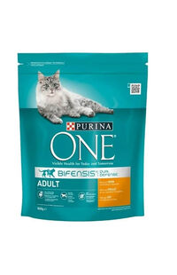 Purina One Adult Kedi Maması Tavuklu 800 Gr
