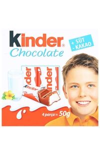 Kinder Chocolate 50Gr.