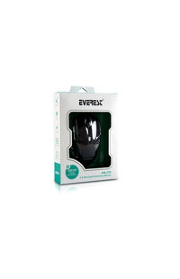 Everest KM-230 Usb Siyah 2.4Ghz Optik Kablosuz Mouse