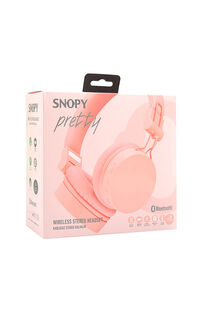 Snopy SN-BT96 PRETTY Pembe Bluetooth Kulaklık